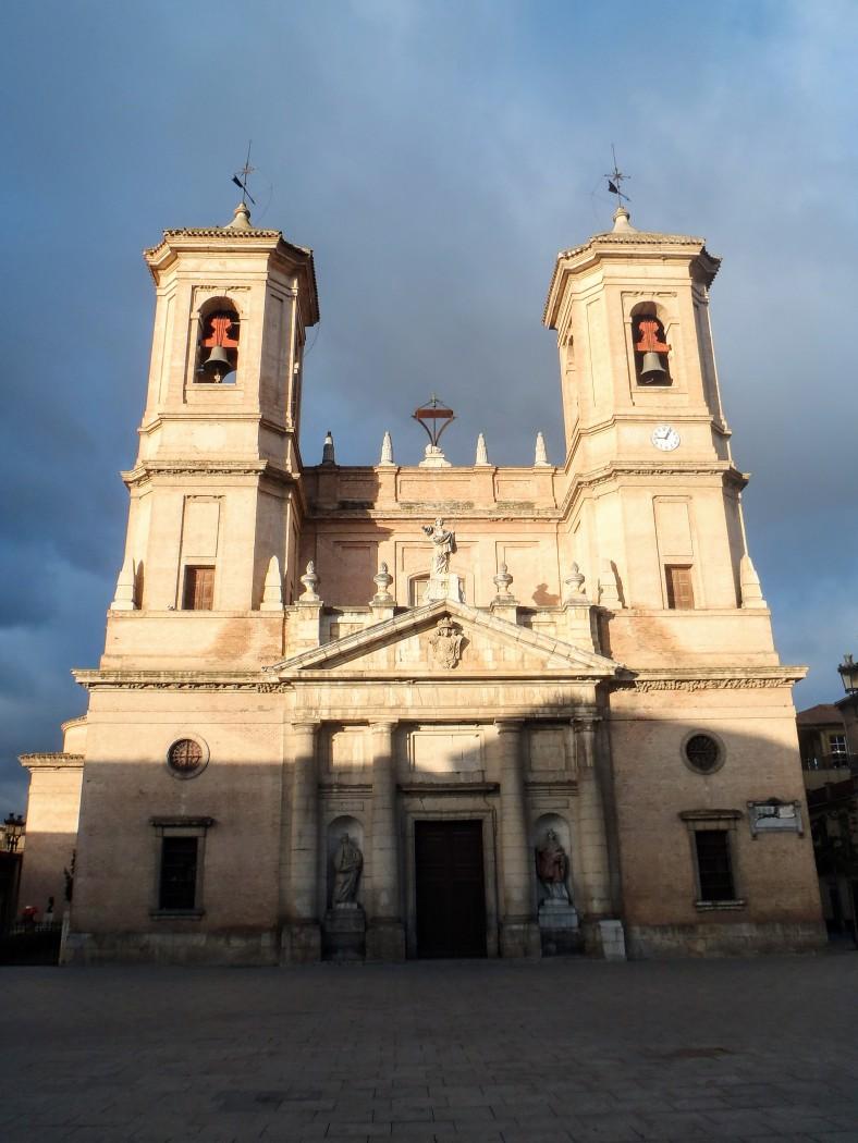 Plaza de la Hispanidad en Santa Fé.